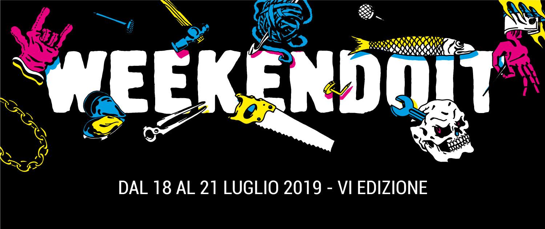 WEEKENDOIT 2019 - VI EDIZIONE La Mole, Ancona