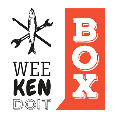 Weekendoit BOX logo