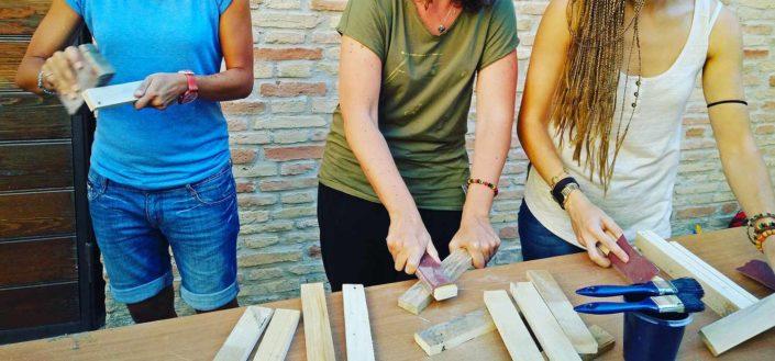 Weekendoit | Workshop di Falegnameria