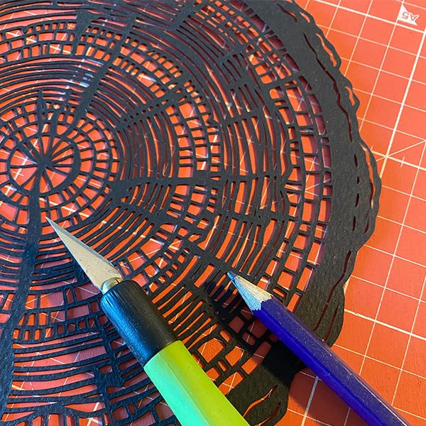 Paper cutting | Microamica